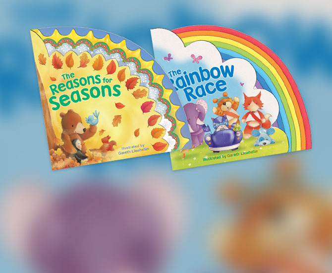 Lake Press-collection-features-rainbow-race