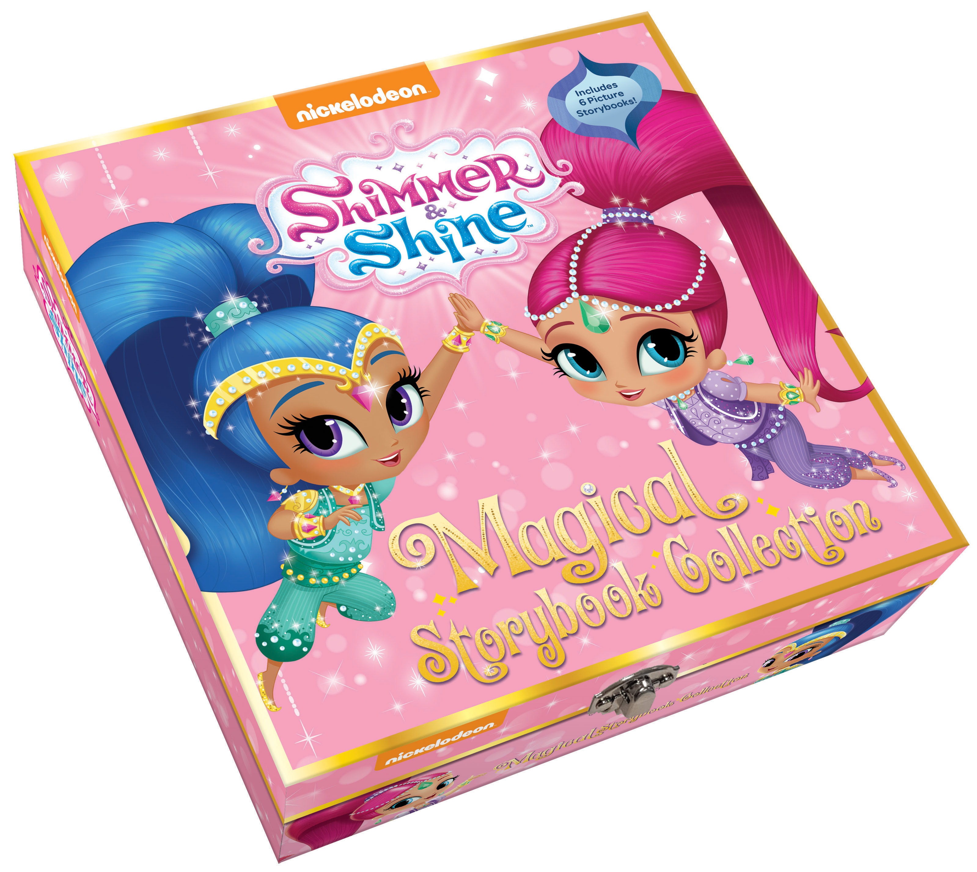 Shimmer And Shine Magical Storybook Collection