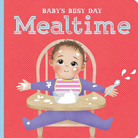 Baby's Busy Day | Lake Press